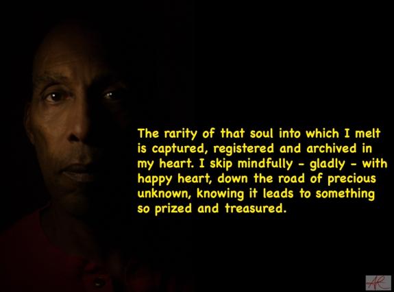 Poetic interlude