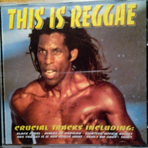 A shot from my modeling days. This shot was used for this reggae cover.